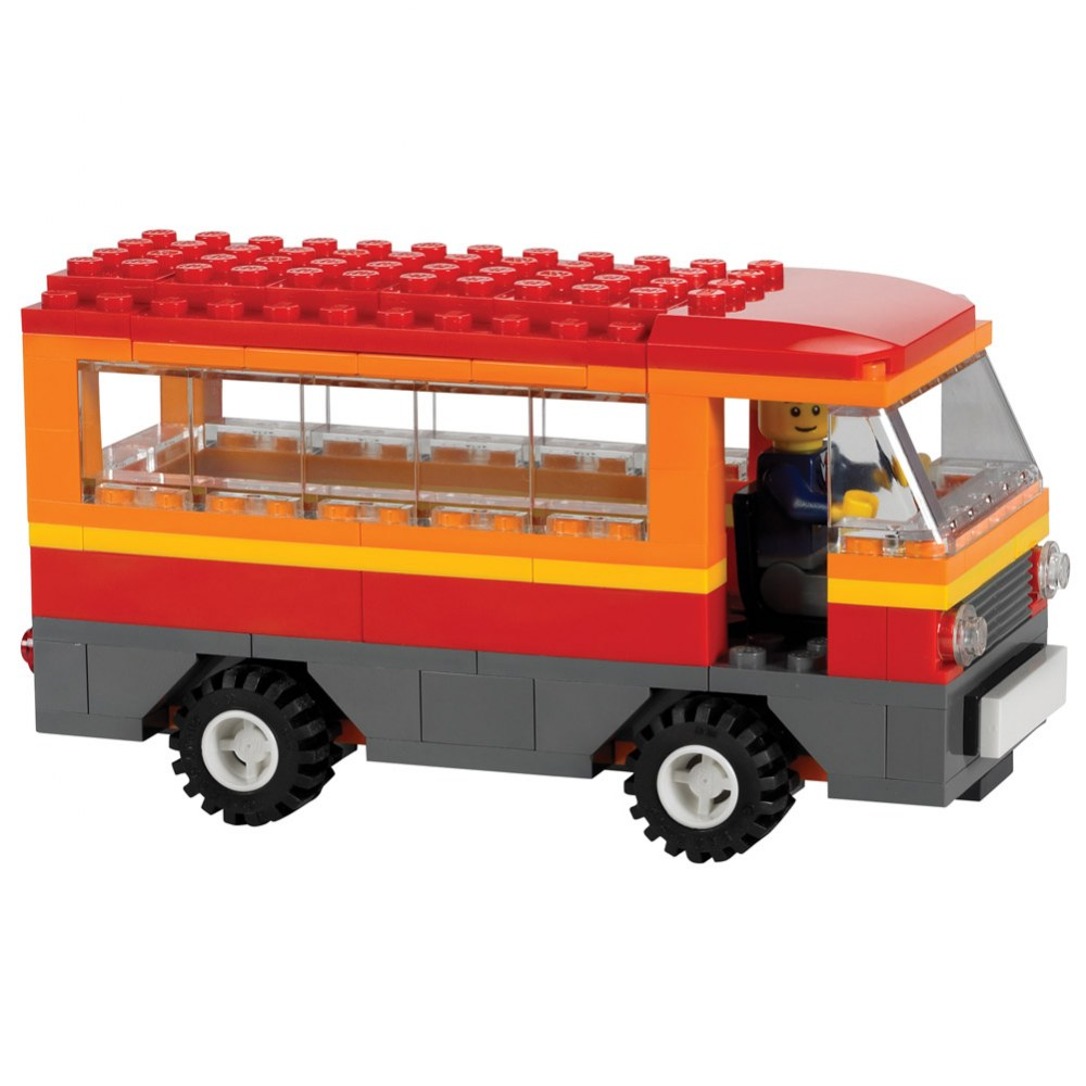 Alternate Image #6 of LEGO® Vehicles Set (9333)