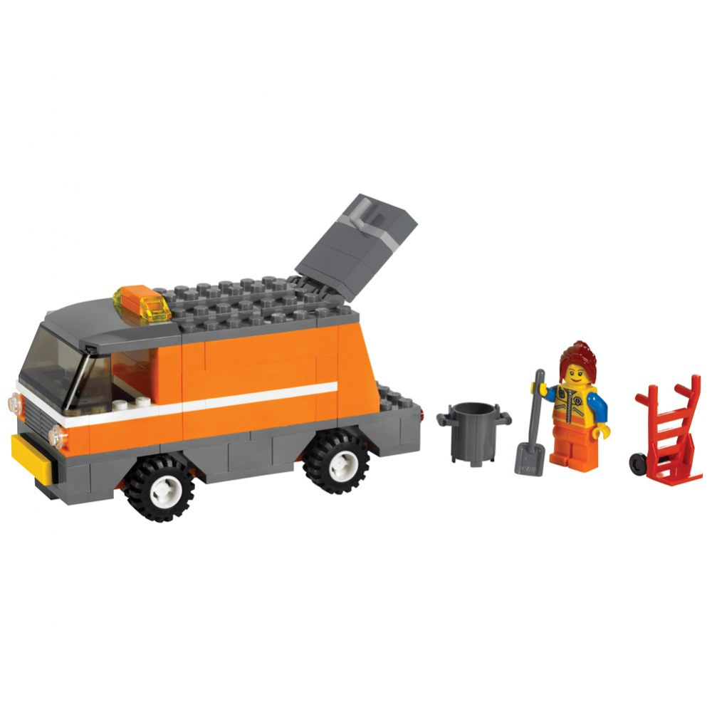Alternate Image #7 of LEGO® Vehicles Set (9333)