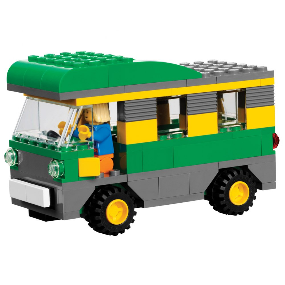 Alternate Image #8 of LEGO® Vehicles Set - 9333