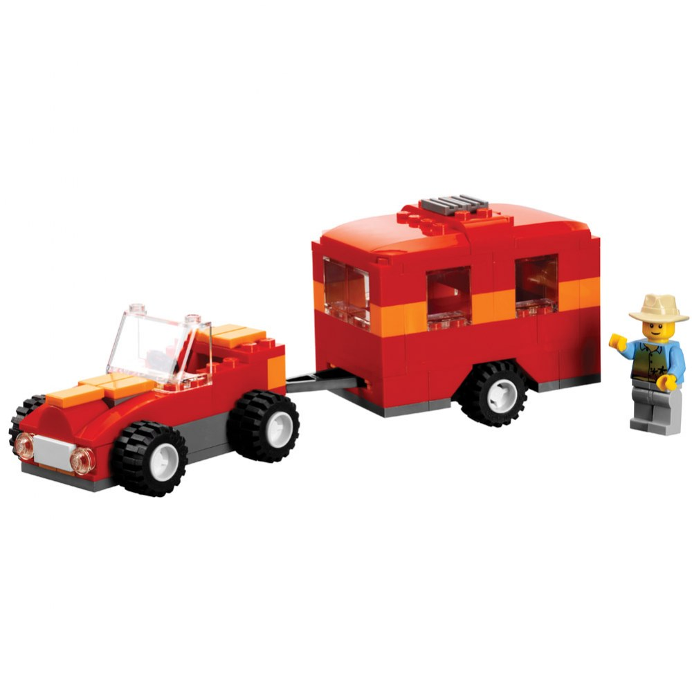 Alternate Image #9 of LEGO® Vehicles Set (9333)