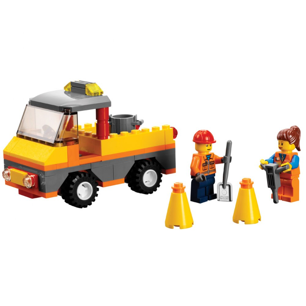 Alternate Image #10 of LEGO® Vehicles Set (9333)