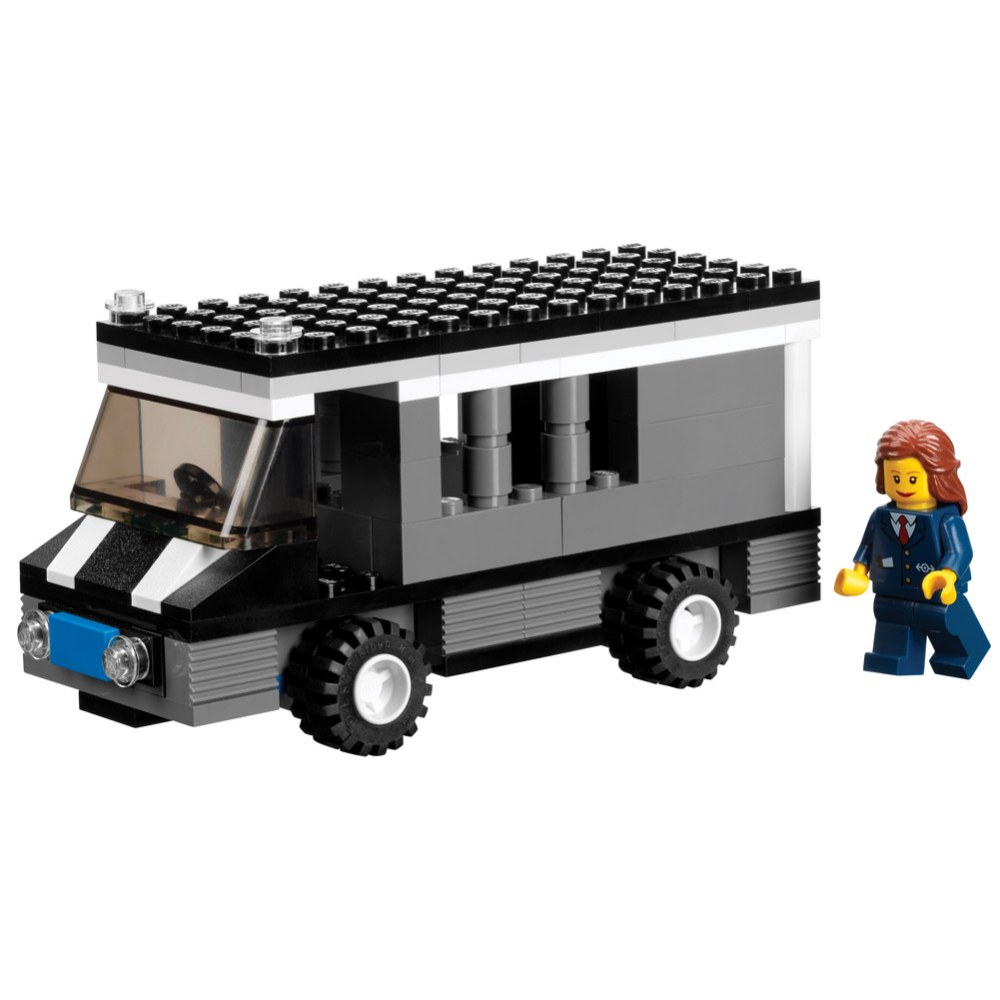 Alternate Image #11 of LEGO® Vehicles Set (9333)