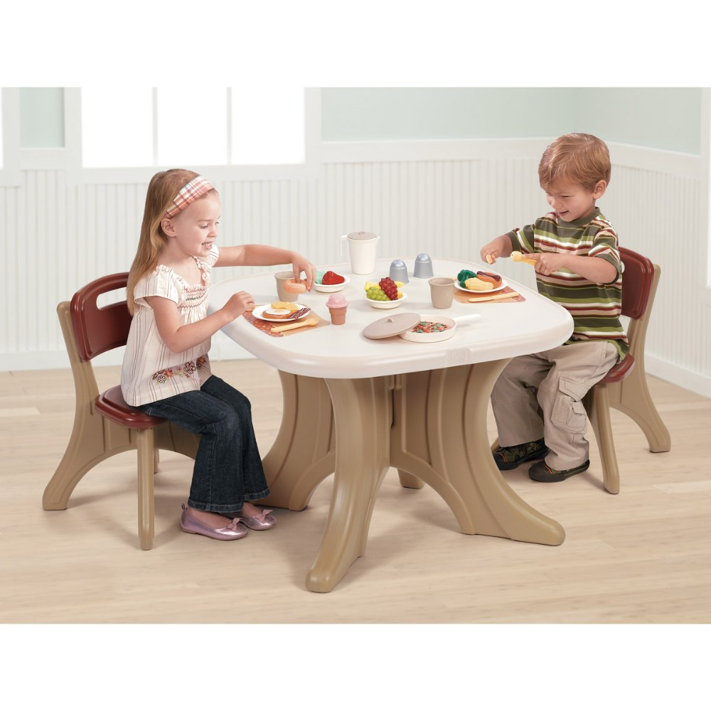 Alternate Image #2 of New Traditions Table and Chairs