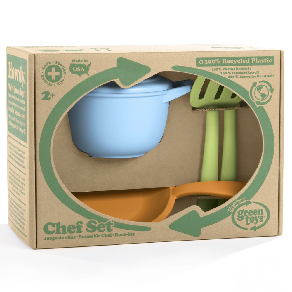 Alternate Image #5 of Eco-Friendly Chef Set