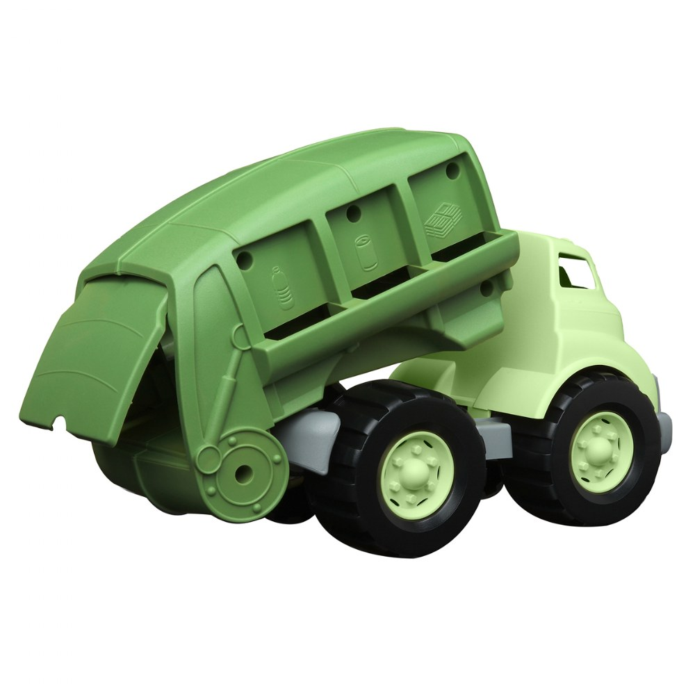 Alternate Image #1 of Eco-Friendly Recycling Truck