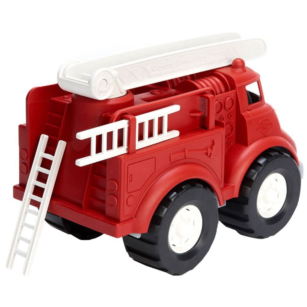 Alternate Image #1 of Eco-Friendly Fire Truck