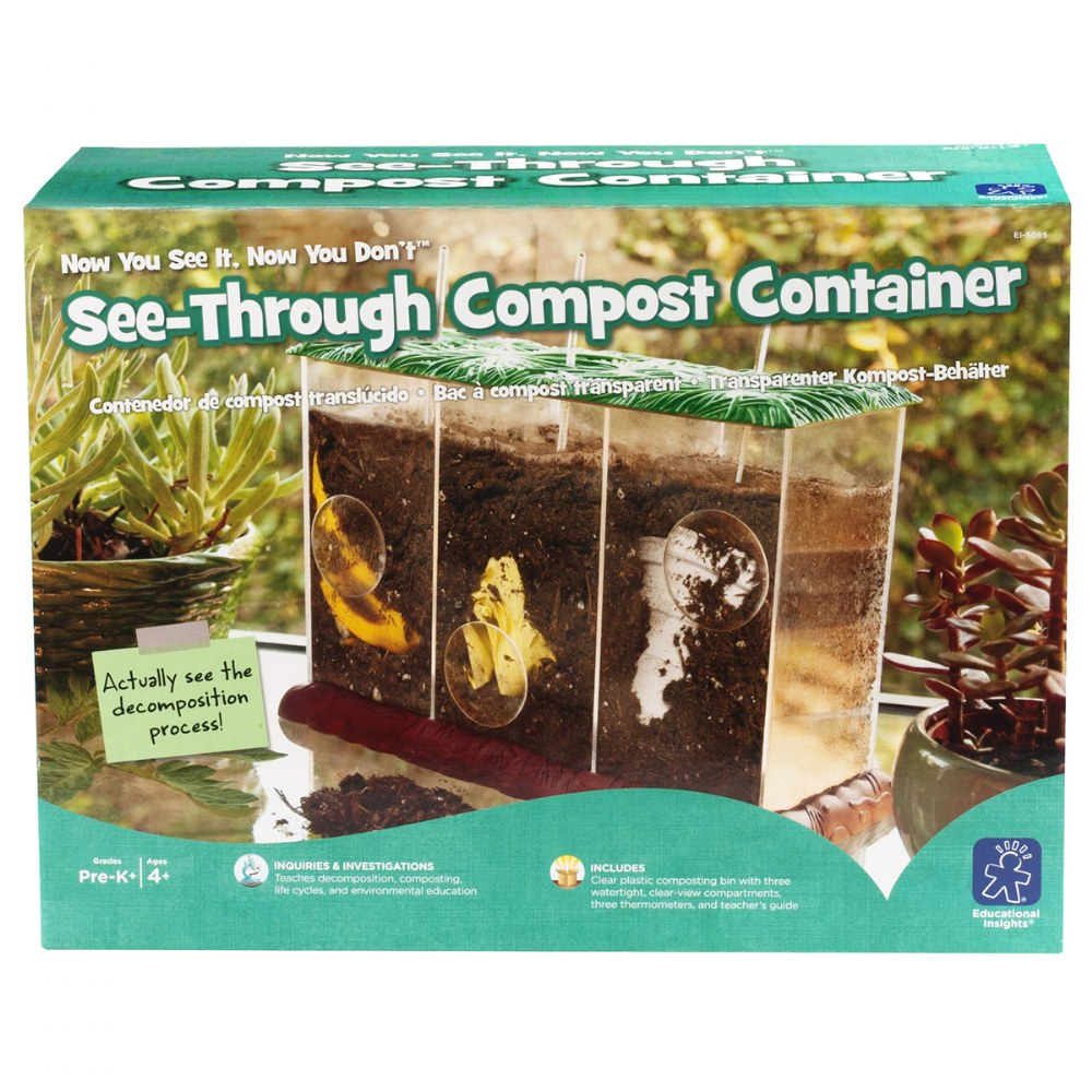 Alternate Image #6 of See-Through Composter