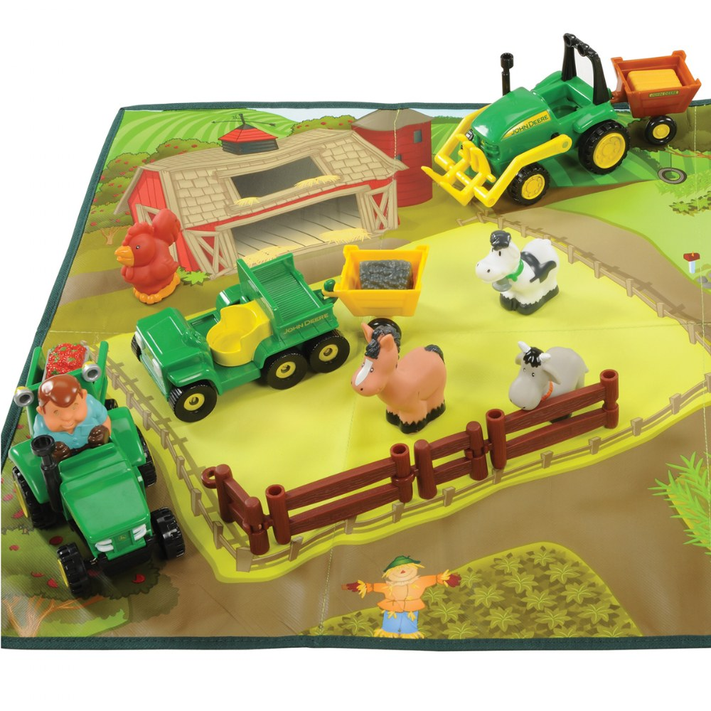 Alternate Image #1 of Fun Farm™ with Playmat