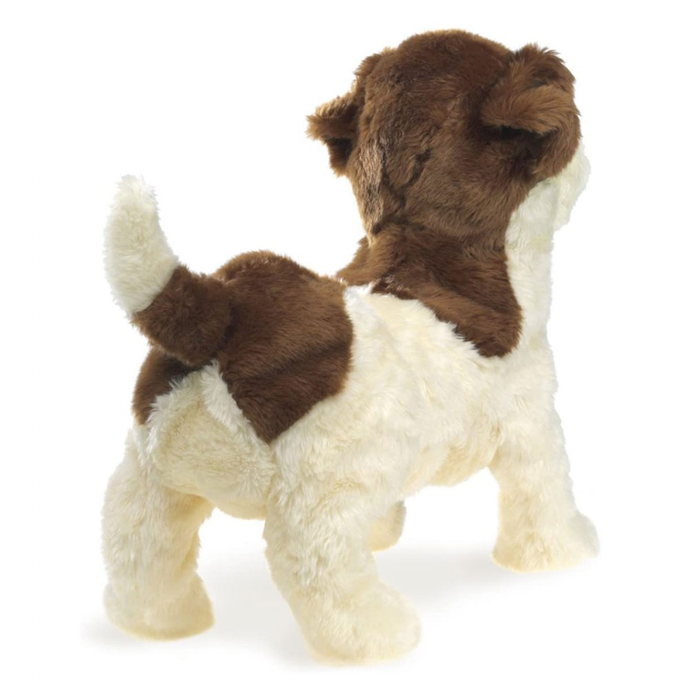 Alternate Image #1 of Jack Russell Terrier Hand Puppet