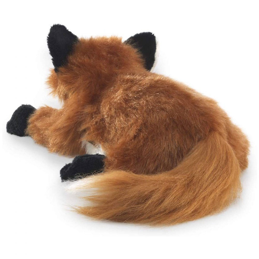 Alternate Image #1 of Small Red Fox Hand Puppet