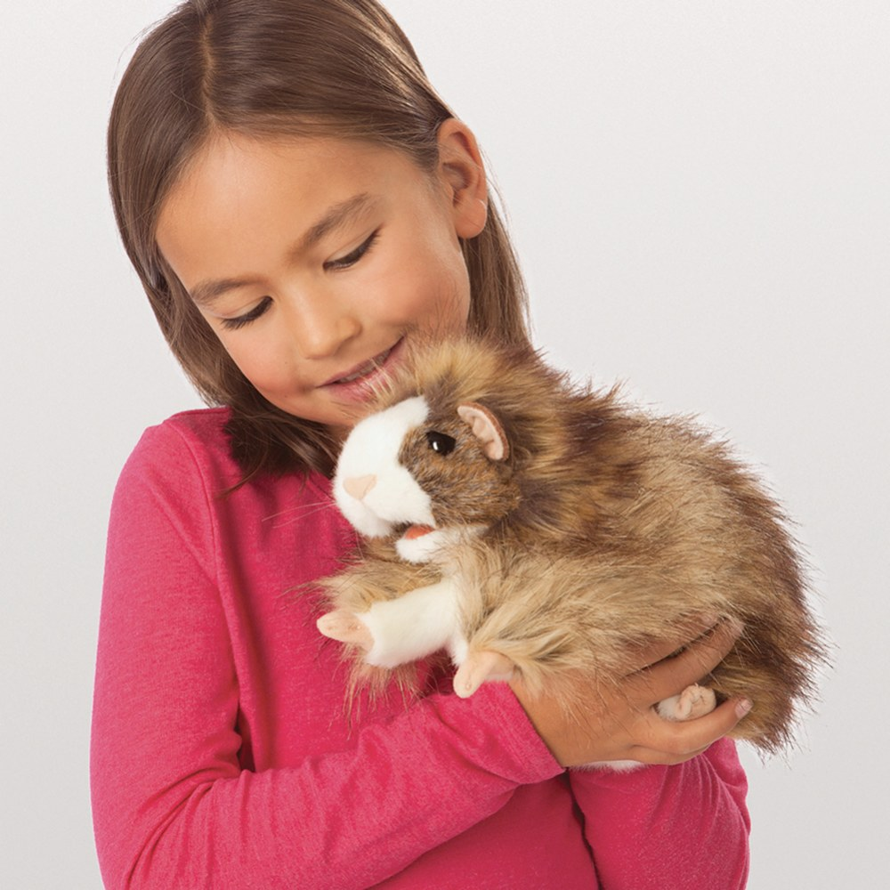 Alternate Image #2 of Guinea Pig Hand Puppet