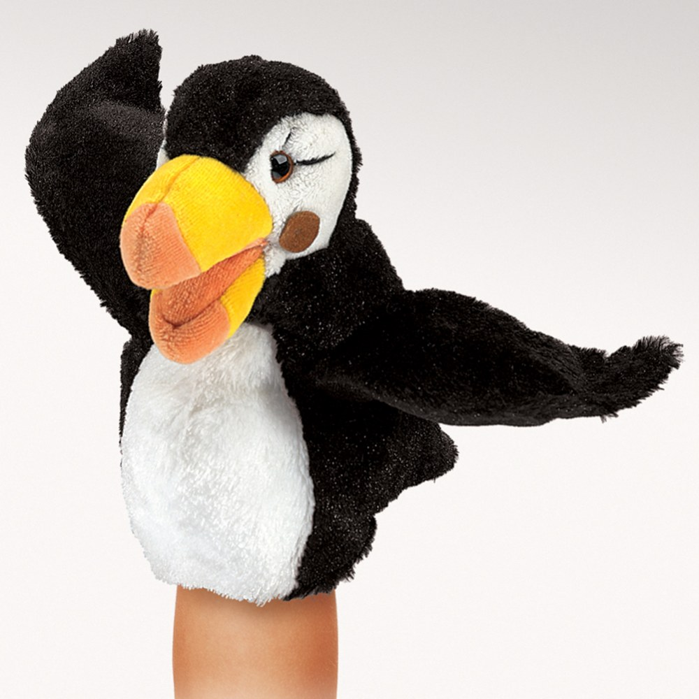 Little Puffin Hand Puppet