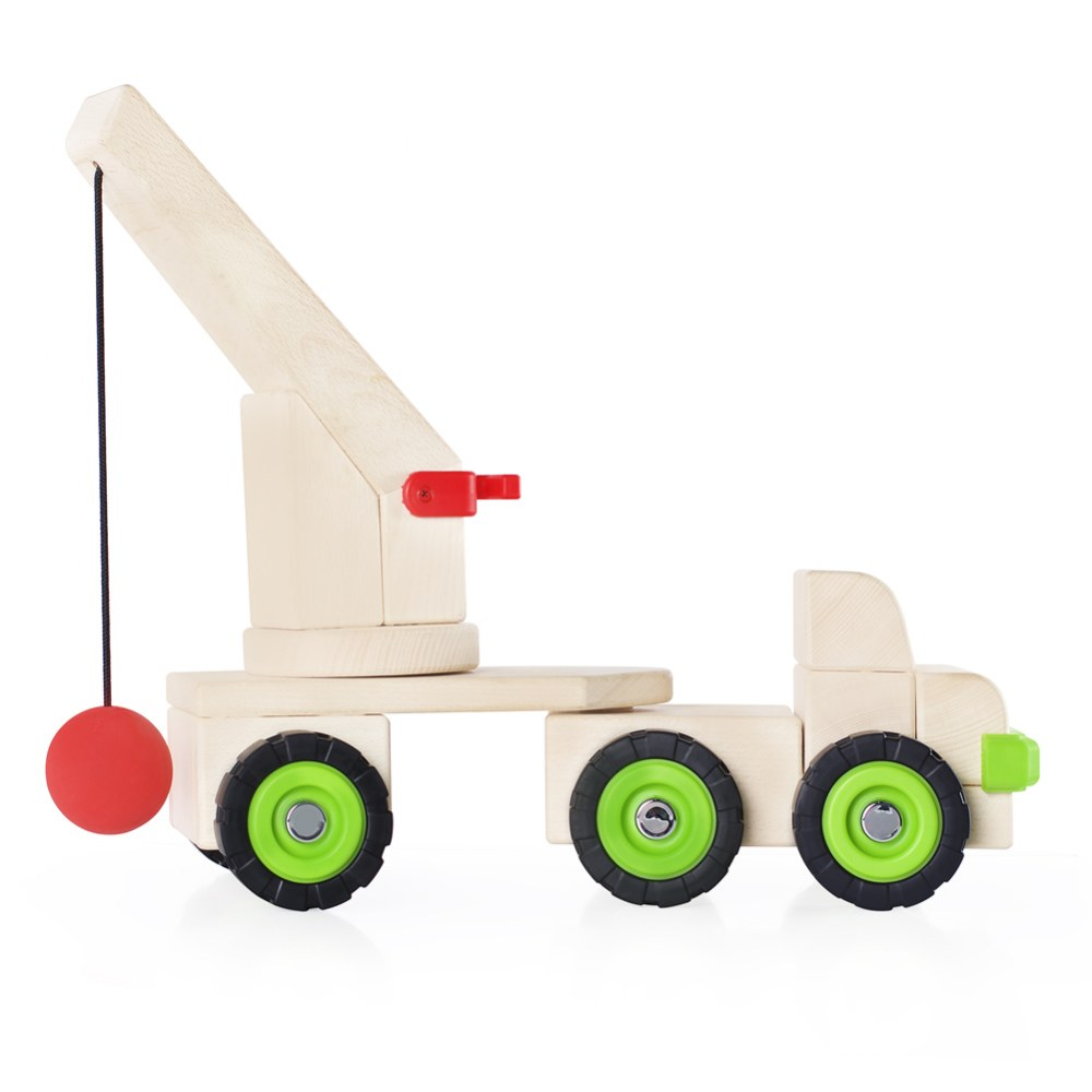 Alternate Image #11 of Block Science Big Trucks