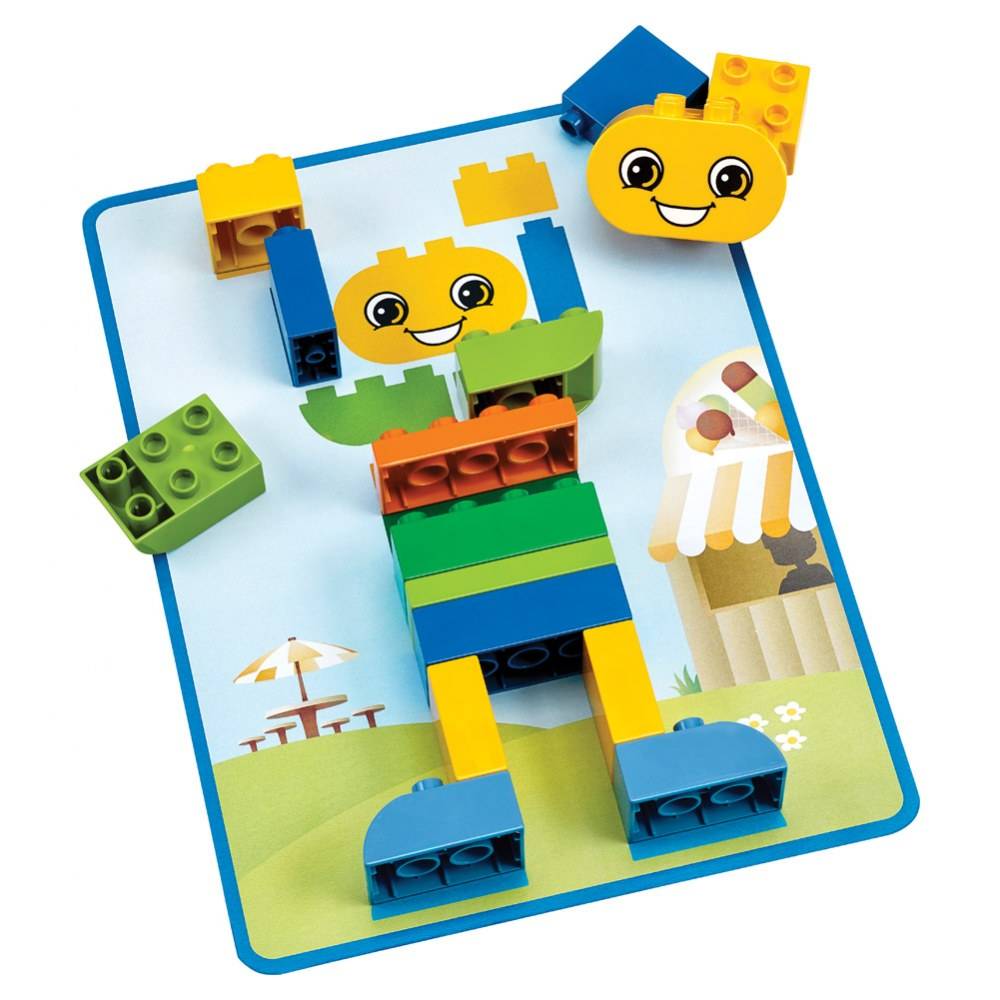 "Alternate Image #4 of LEGO® DUPLO® Build Me ""Emotions"" (45018)"