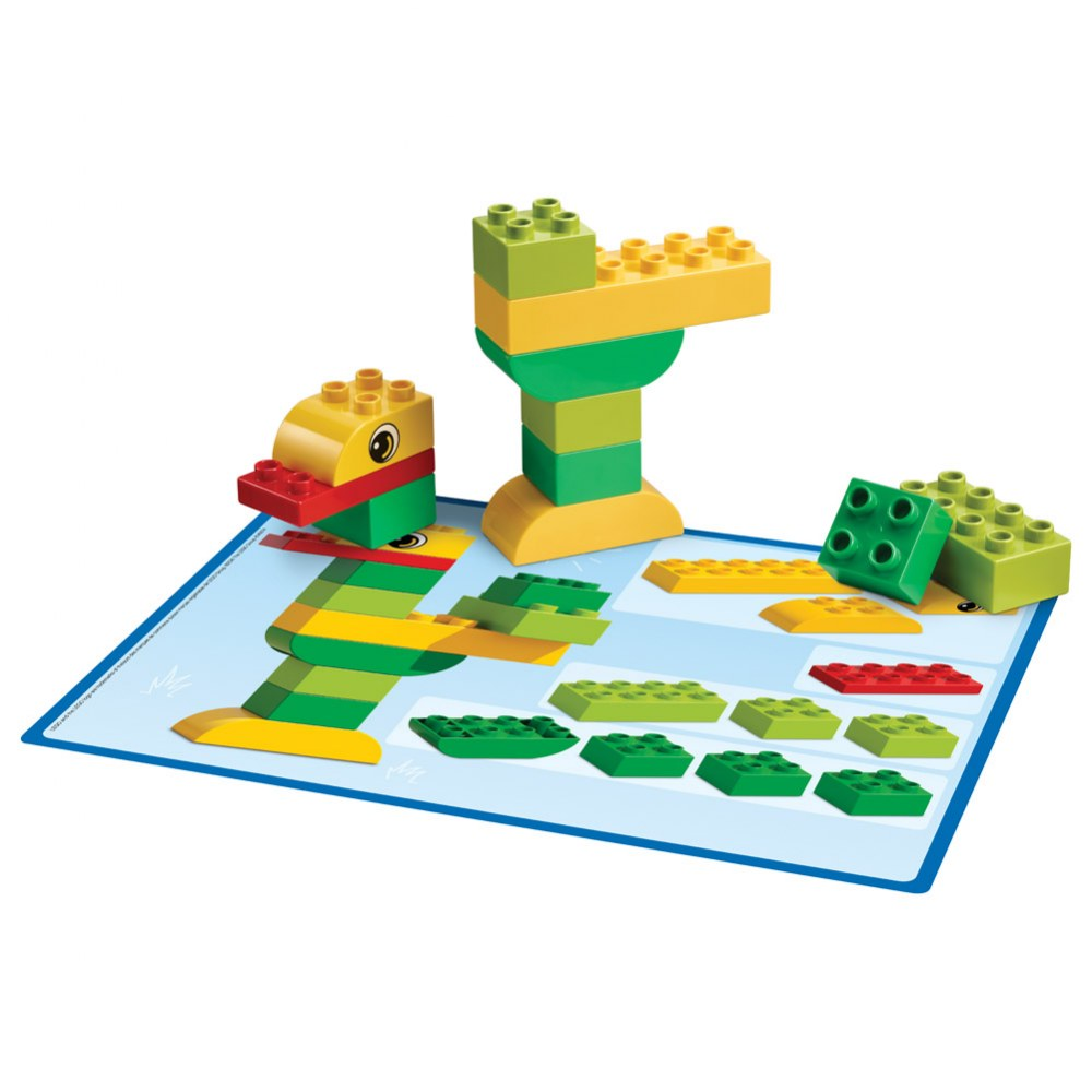 Alternate Image #2 of LEGO® DUPLO® Creative Brick Set - 45019