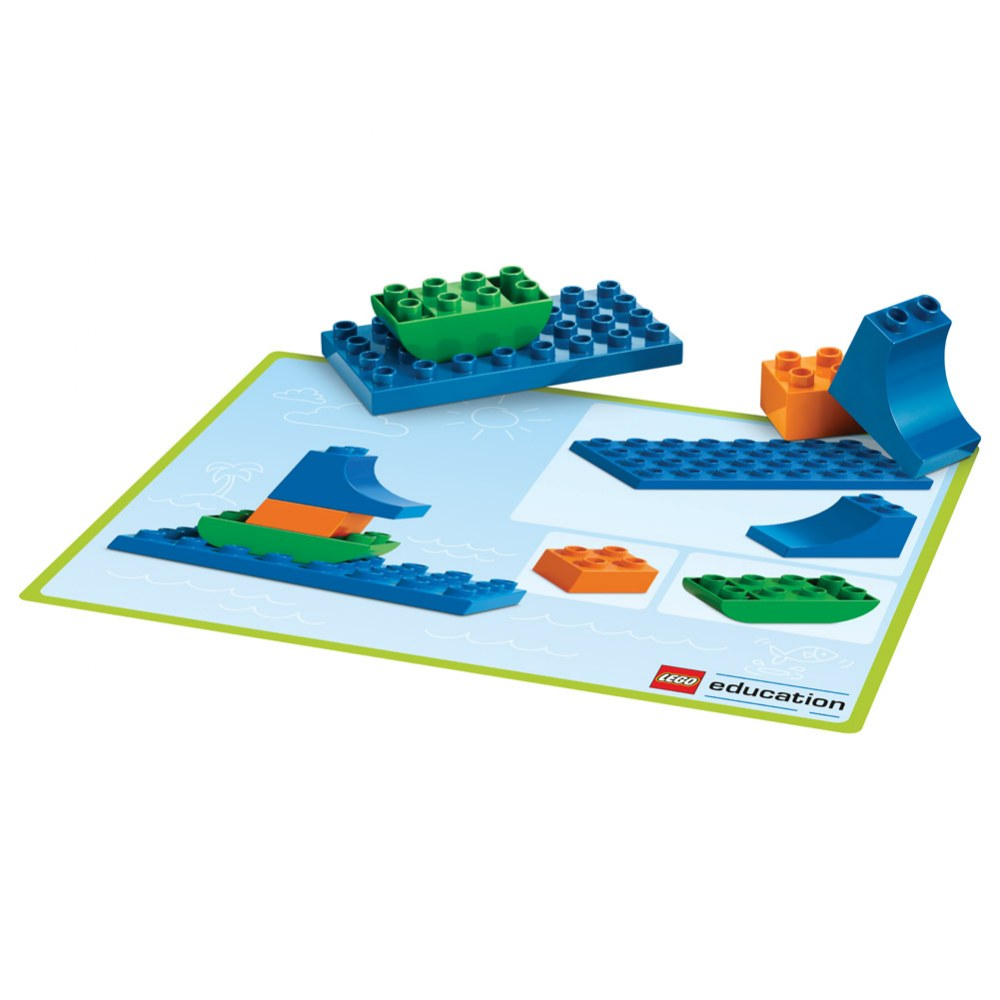 Alternate Image #3 of LEGO® DUPLO® Creative Brick Set - 45019