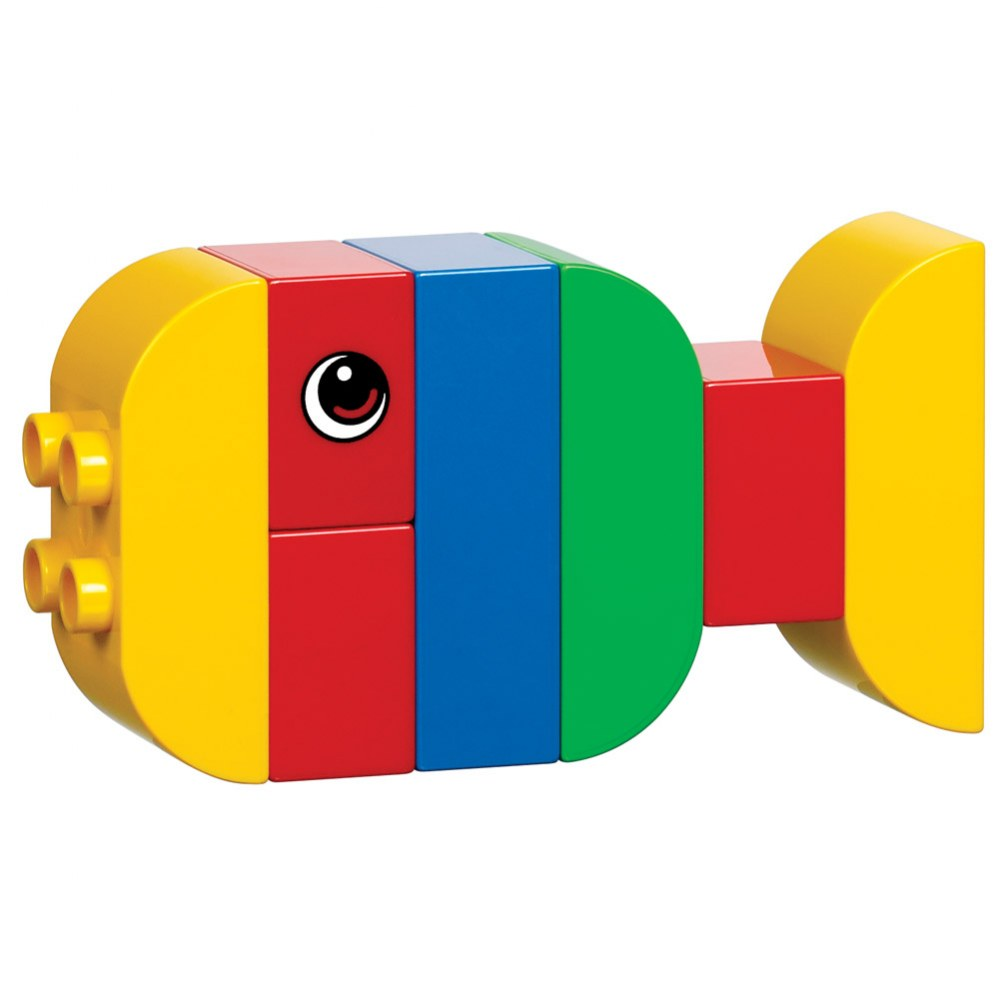 Alternate Image #8 of LEGO® DUPLO® Creative Brick Set - 45019