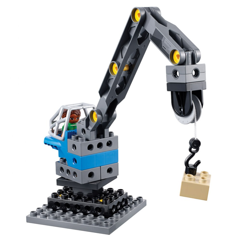 Alternate Image #1 of LEGO® DUPLO® Tech Machines (45002)
