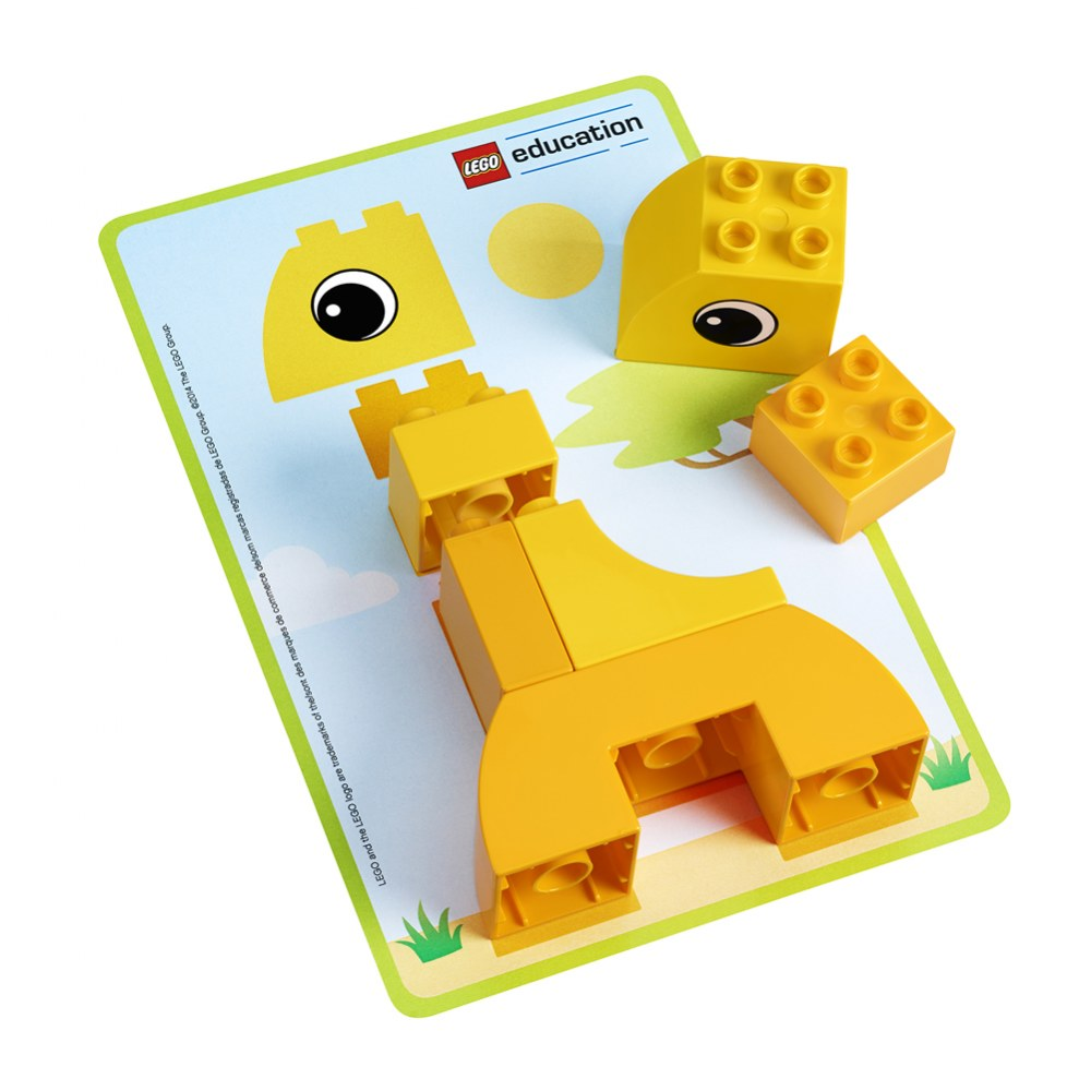 Alternate Image #3 of LEGO® DUPLO® Animal Bingo (45009)