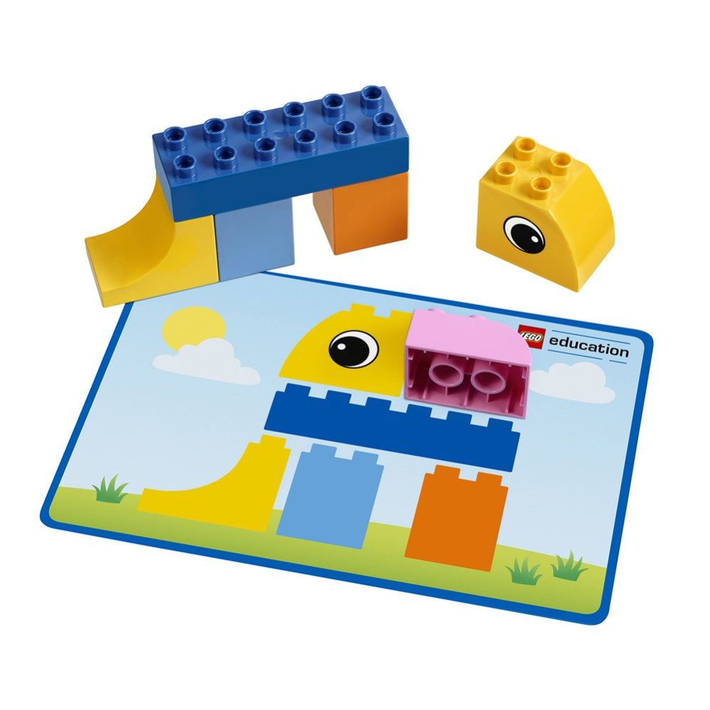 Alternate Image #4 of LEGO® DUPLO® Animal Bingo (45009)