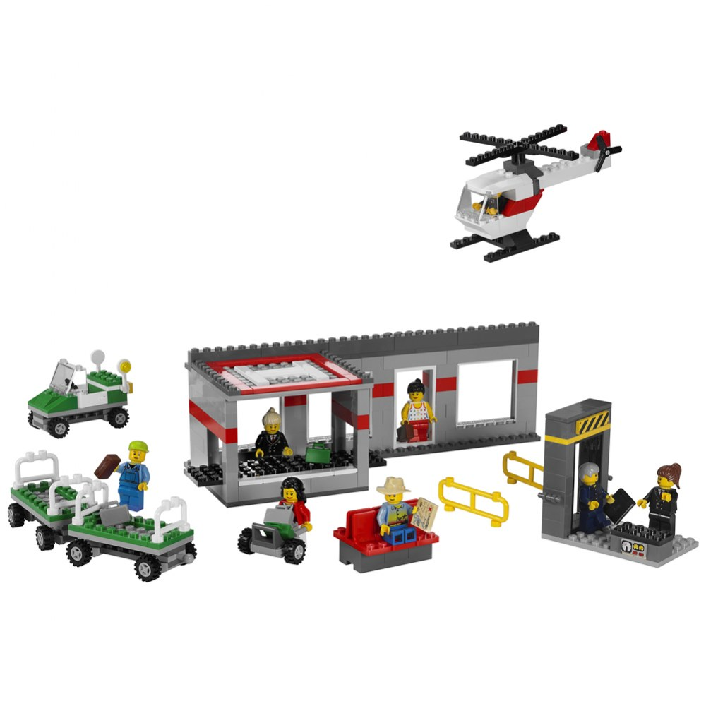 Alternate Image #3 of LEGO® Space and Airport Set (9335)
