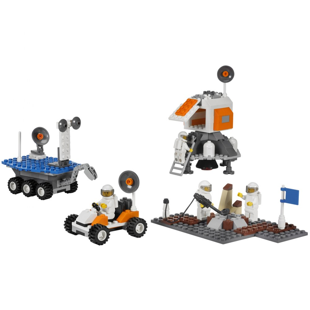 Alternate Image #4 of LEGO® Space and Airport Set (9335)