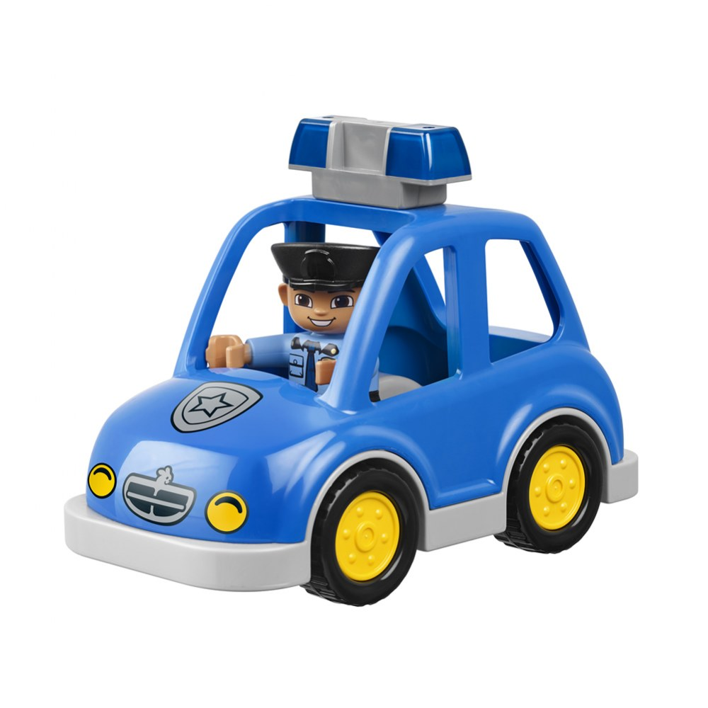 Alternate Image #5 of LEGO® DUPLO® Multi Vehicles Set (45006)