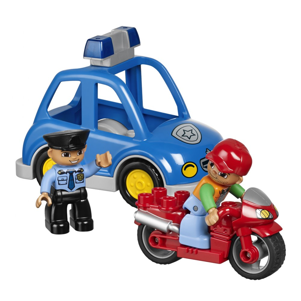 Alternate Image #6 of LEGO® DUPLO® Multi Vehicles Set (45006)