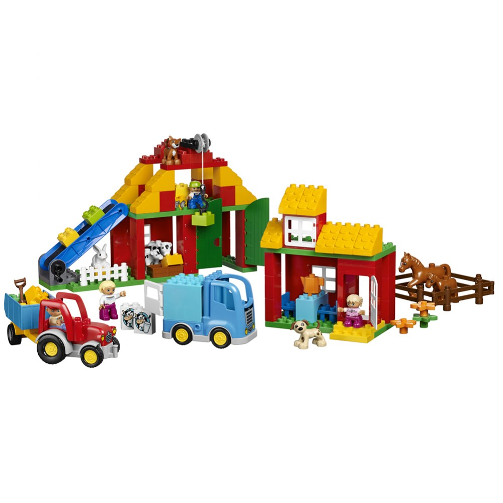 Alternate Image #2 of LEGO® DUPLO® Large Farm Set (45007)