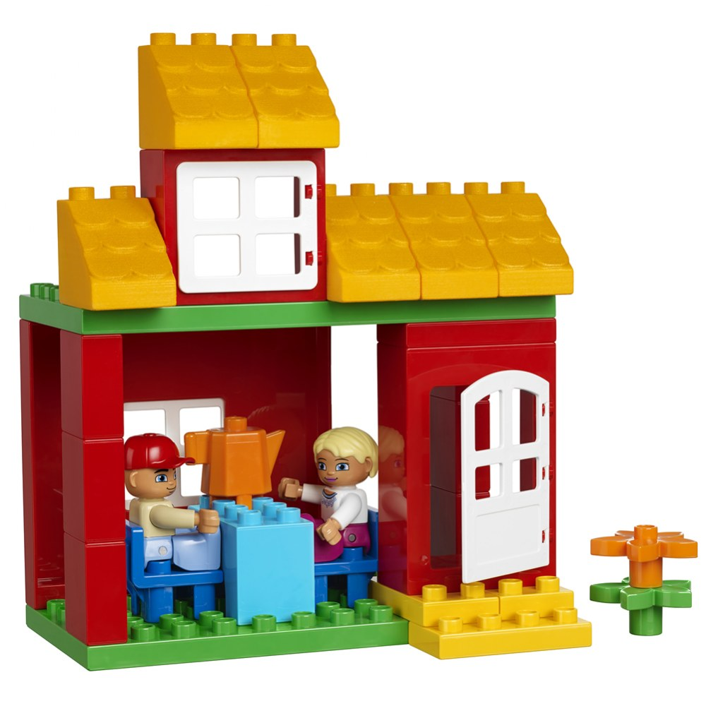 Alternate Image #3 of LEGO® DUPLO® Large Farm Set (45007)
