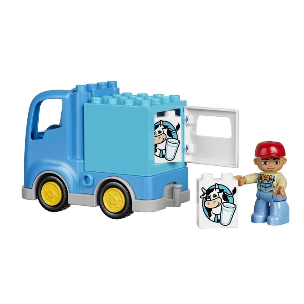 Alternate Image #8 of LEGO® DUPLO® Large Farm Set (45007)