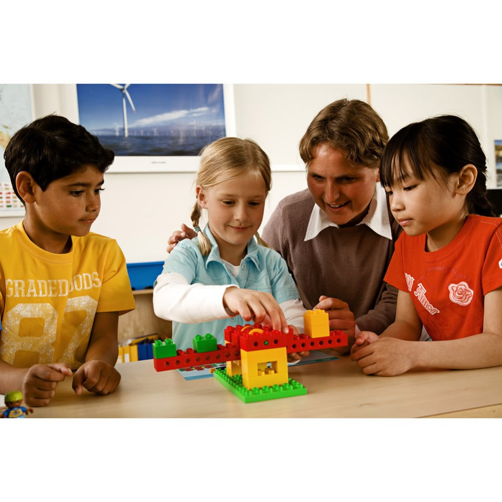 Alternate Image #1 of LEGO® DUPLO® Early Simple Machines Set - 9656
