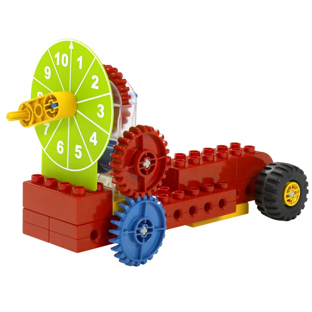 Alternate Image #2 of LEGO® DUPLO® Early Simple Machines Set - 9656