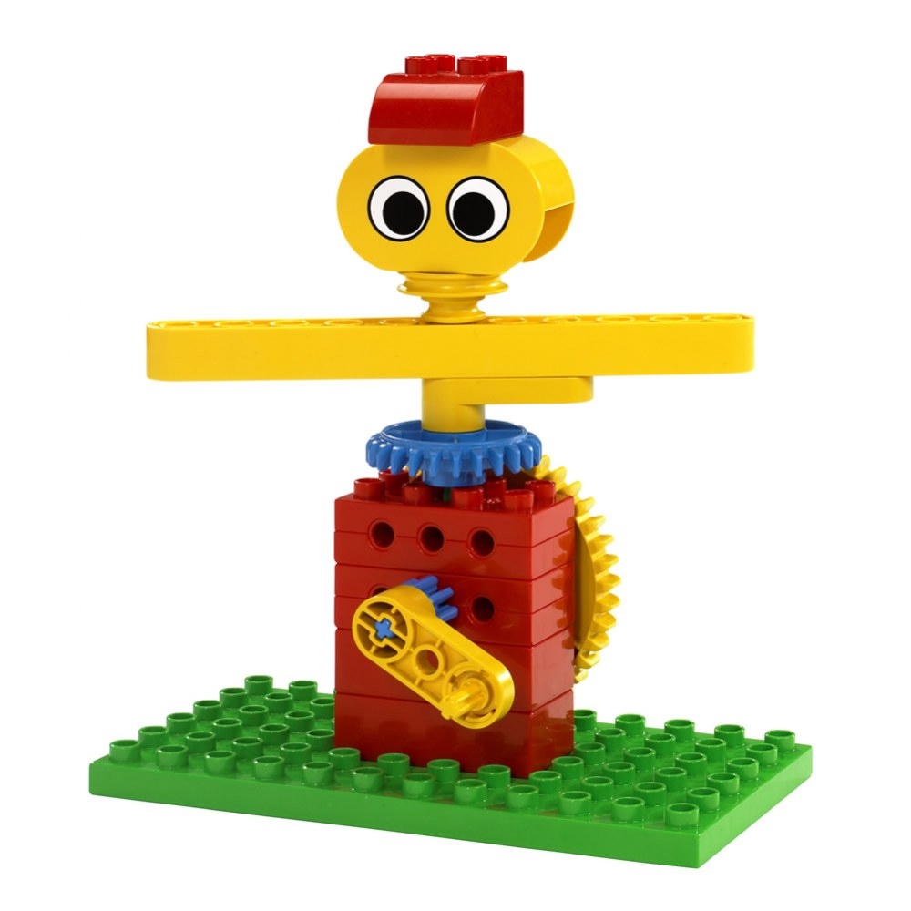 Alternate Image #4 of LEGO® DUPLO® Early Simple Machines Set - 9656