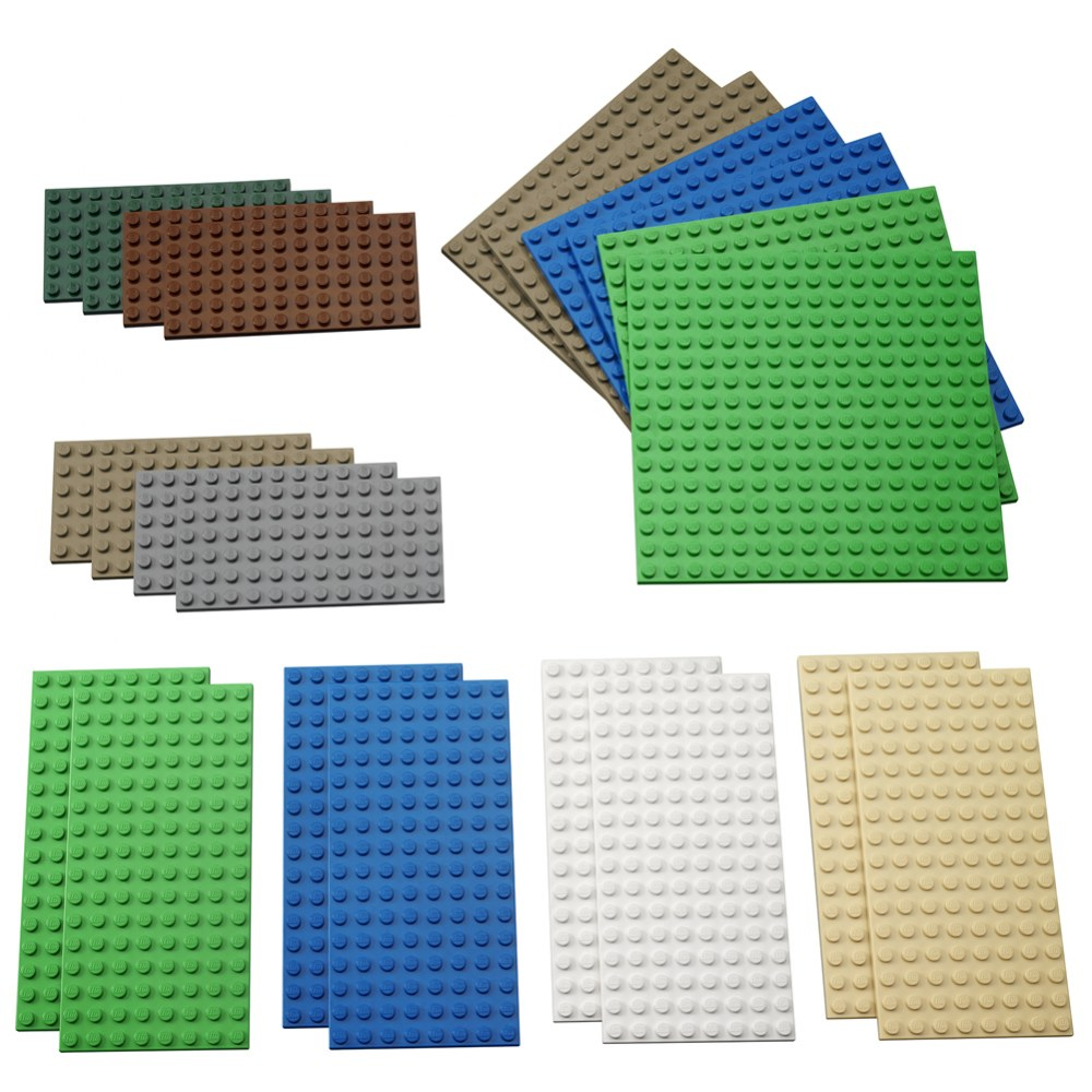 LEGO® Small Building Plates - 9388