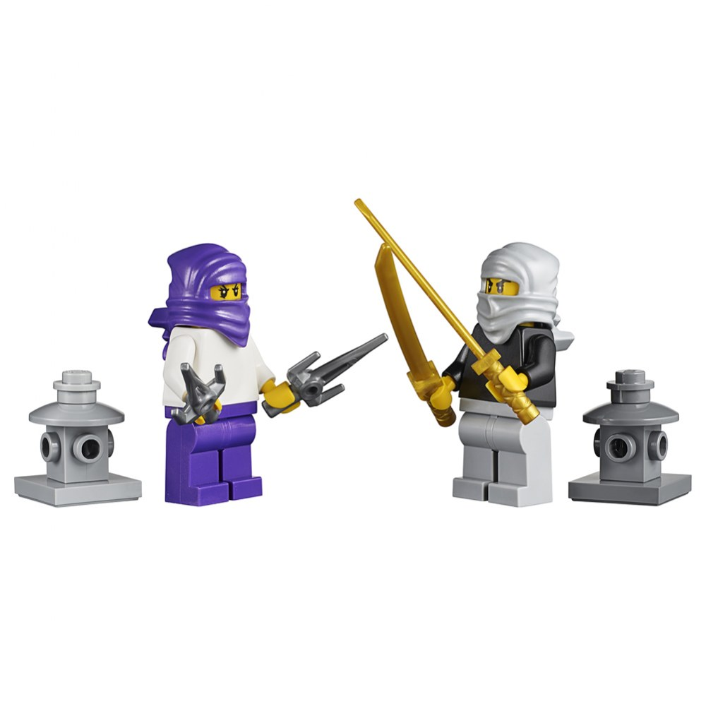 Alternate Image #11 of LEGO® Fantasy Minifigure Set - 45023