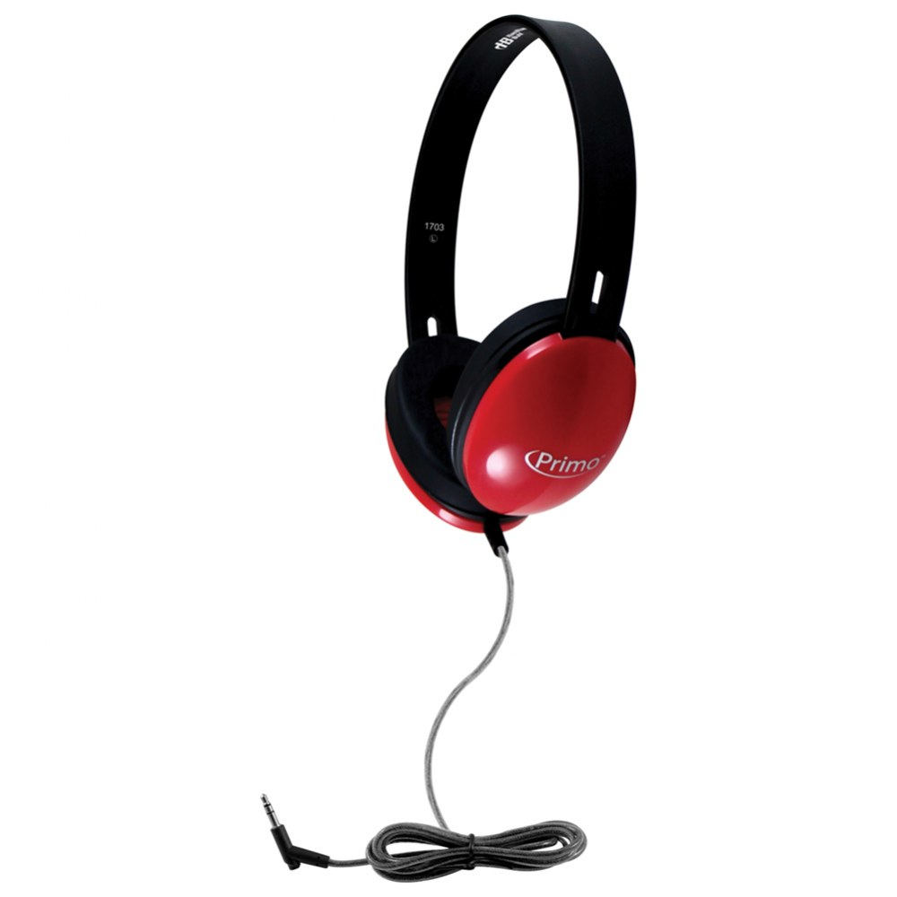 Alternate Image #1 of Primo™ Stereo Headphones
