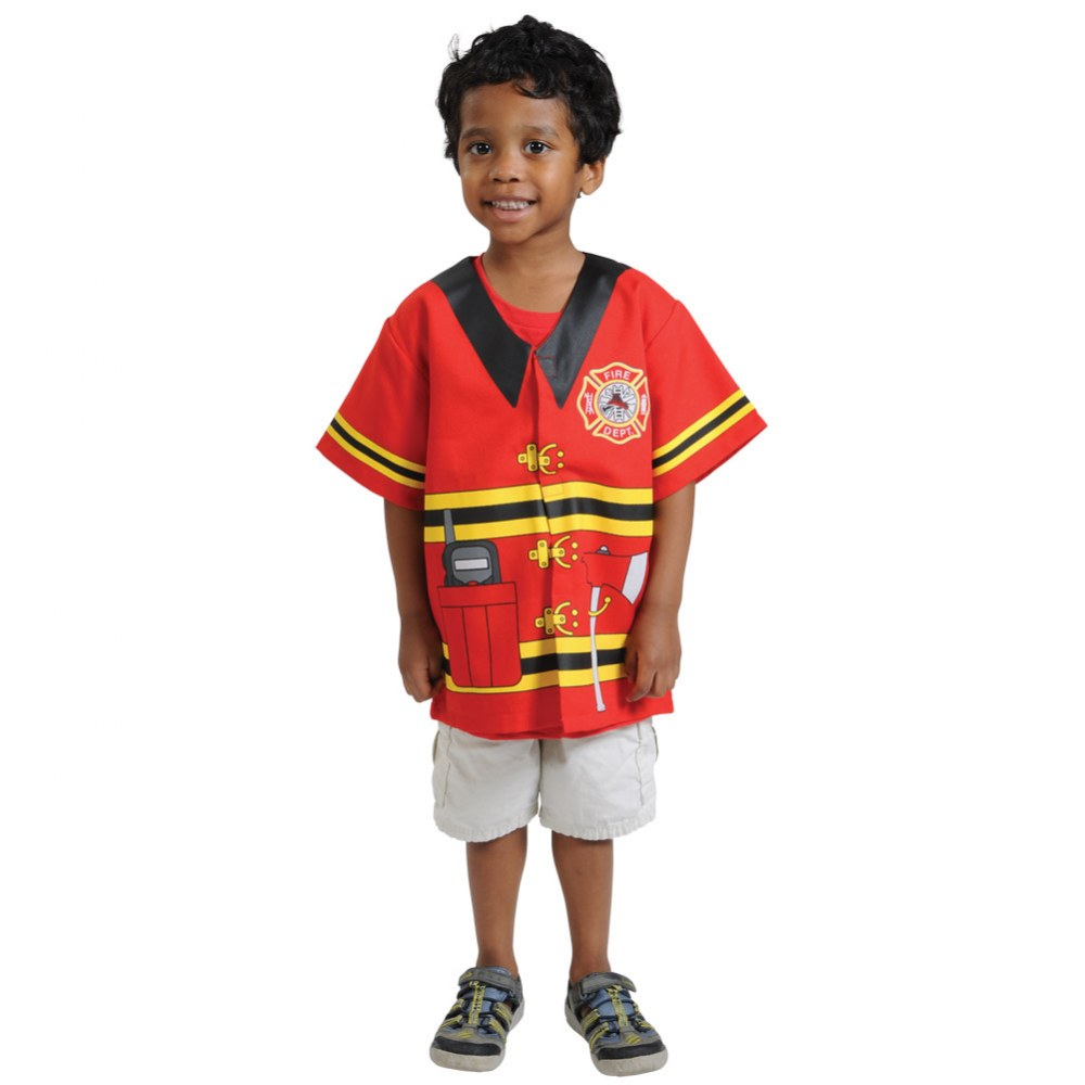 Alternate Image #1 of Community Preschool Polyester Dramatic Play Costumes - Set of 6