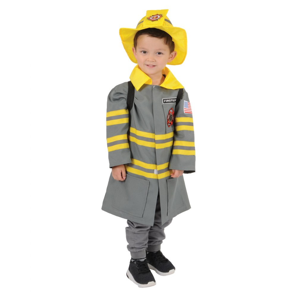 Alternate Image #6 of Career Dramatic Play Costumes for Pre K Set 2