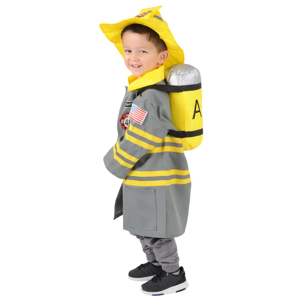 Alternate Image #7 of Career Dramatic Play Costumes for Pre K Set 2