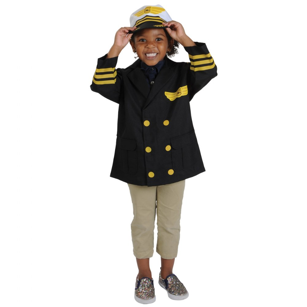 Alternate Image #9 of Career Dramatic Play Costumes for Pre K Set 2