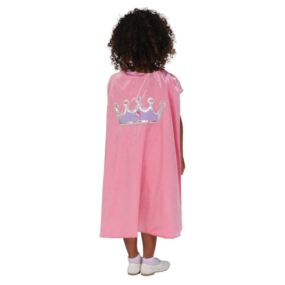 Alternate Image #1 of Pretend Play Adventure Capes (Set of 4 Polyester Children's Capes)