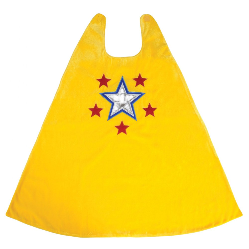 Alternate Image #2 of Pretend Play Adventure Capes (Set of 4 Polyester Children's Capes)