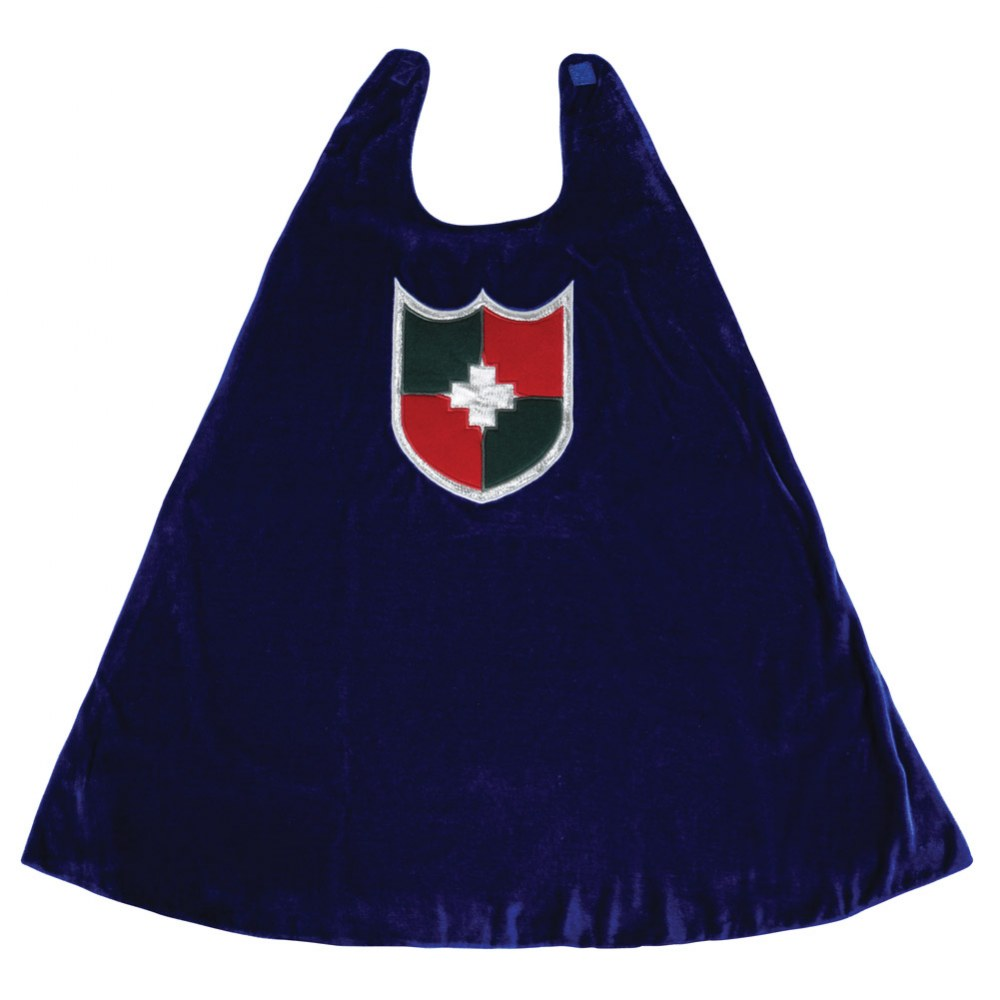 Alternate Image #4 of Pretend Play Adventure Capes (Set of 4 Polyester Children's Capes)