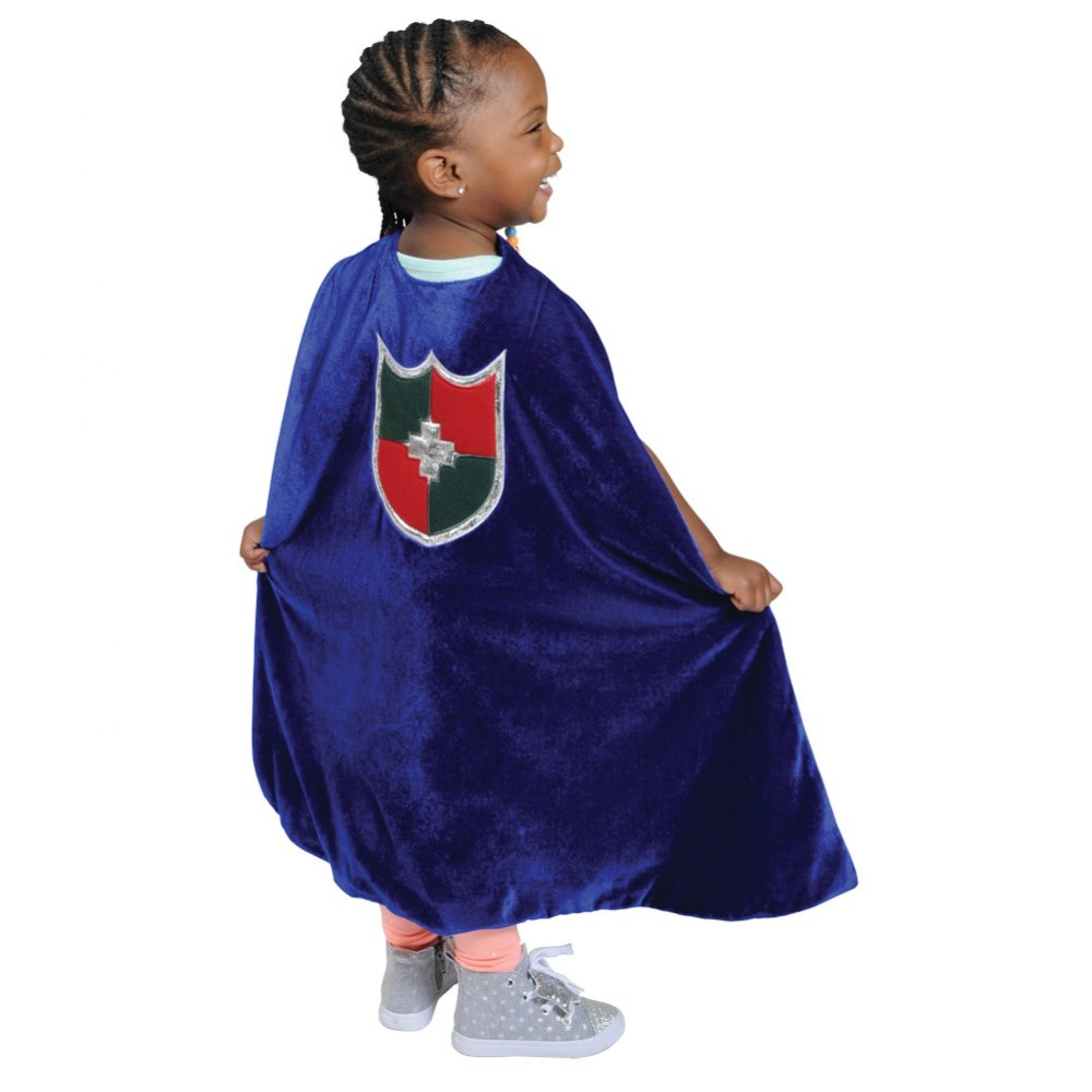 Alternate Image #5 of Pretend Play Adventure Capes (Set of 4 Polyester Children's Capes)