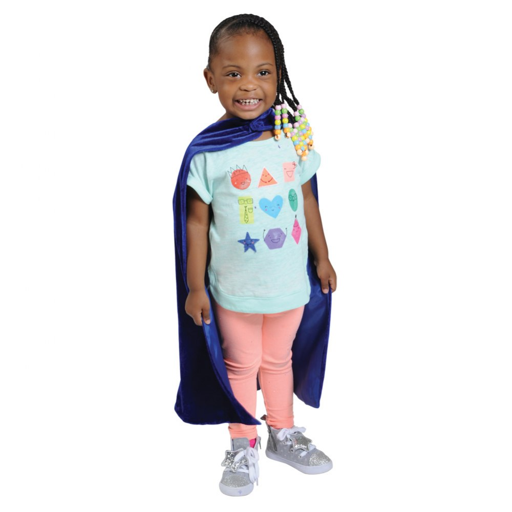 Alternate Image #6 of Pretend Play Adventure Capes (Set of 4 Polyester Children's Capes)