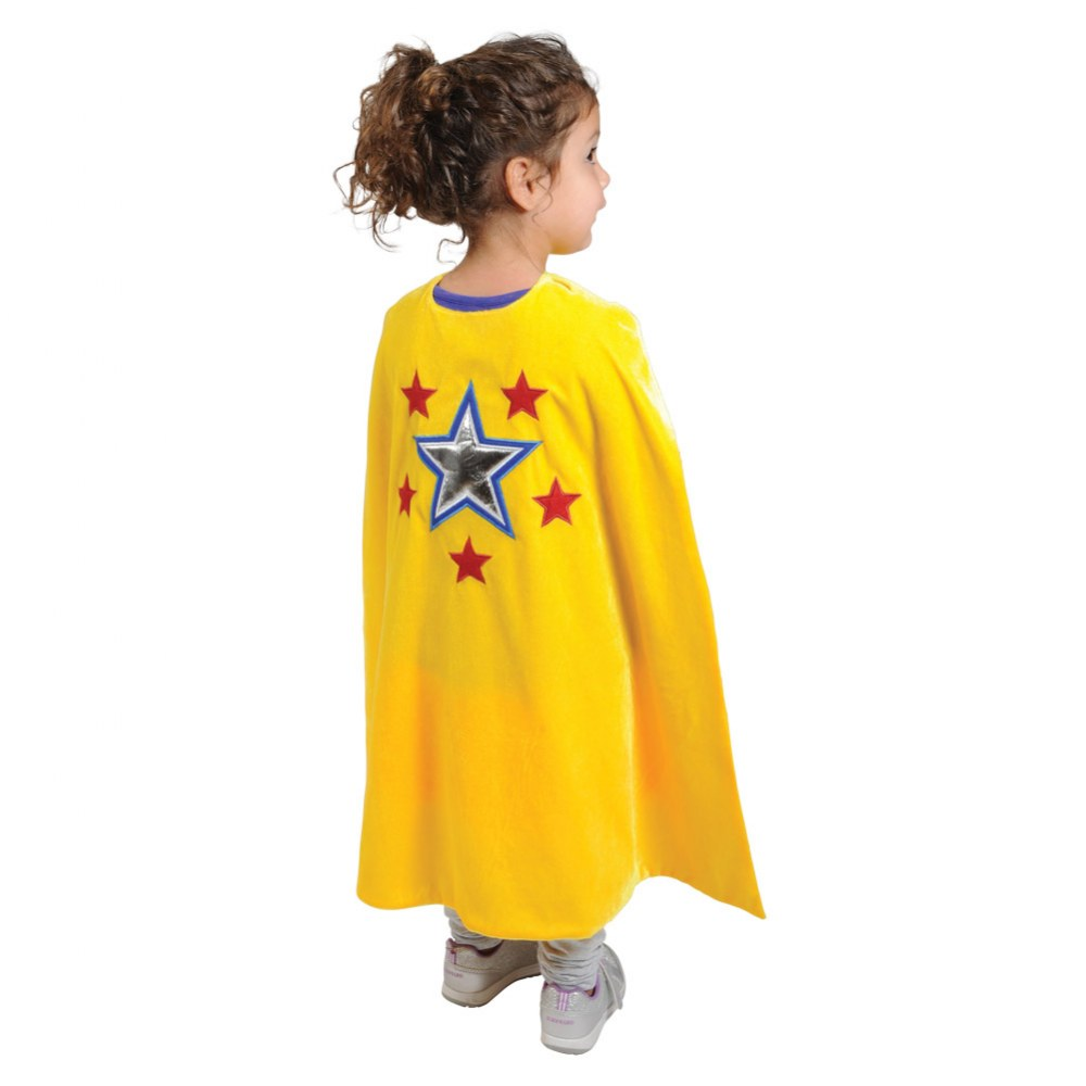 Alternate Image #7 of Pretend Play Adventure Capes (Set of 4 Polyester Children's Capes)