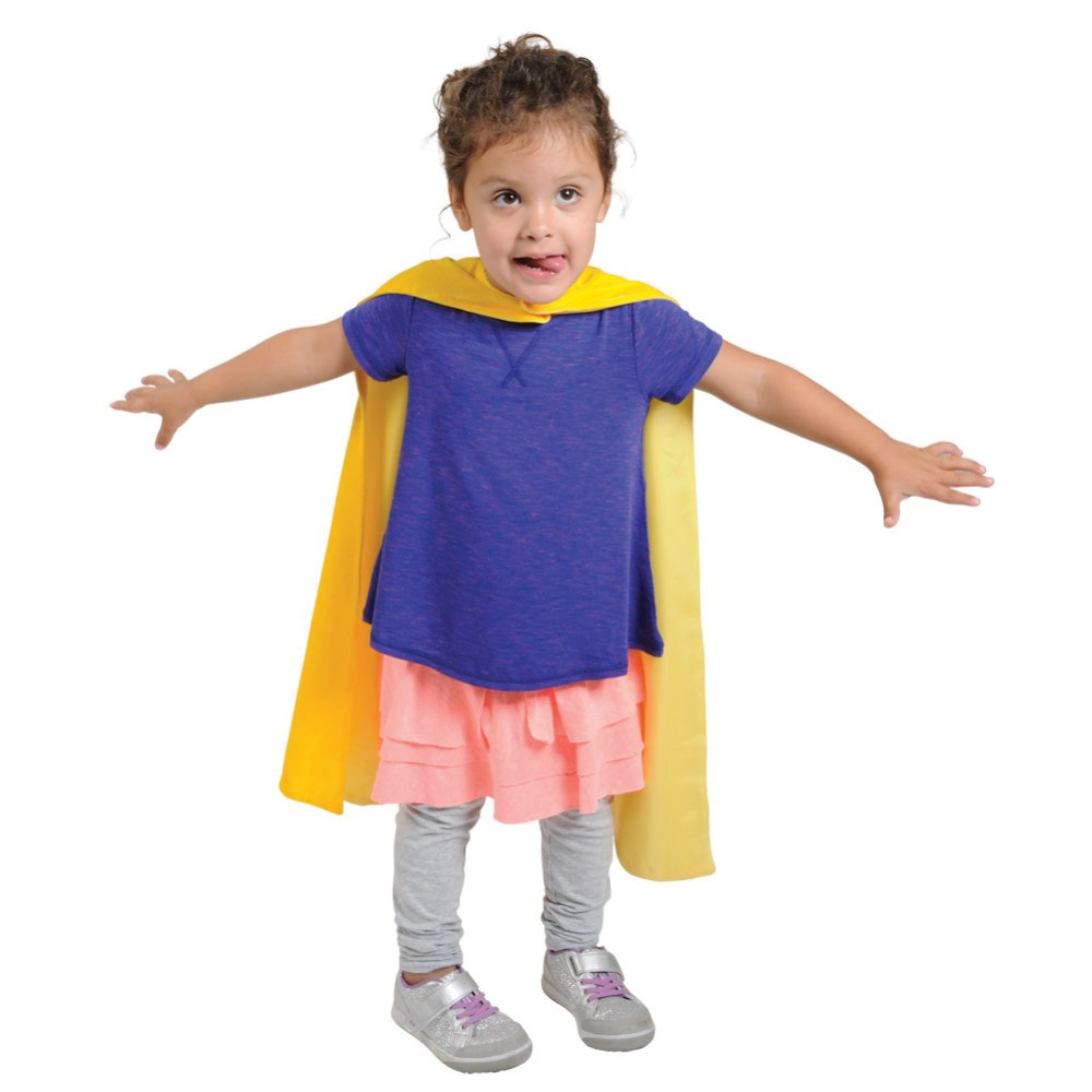 Alternate Image #8 of Pretend Play Adventure Capes (Set of 4 Polyester Children's Capes)