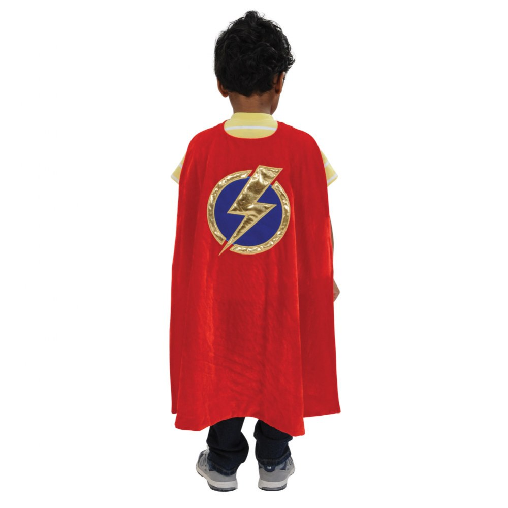 Alternate Image #9 of Pretend Play Adventure Capes (Set of 4 Polyester Children's Capes)