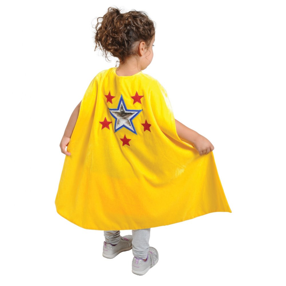 Alternate Image #16 of Pretend Play Adventure Capes (Set of 4 Polyester Children's Capes)